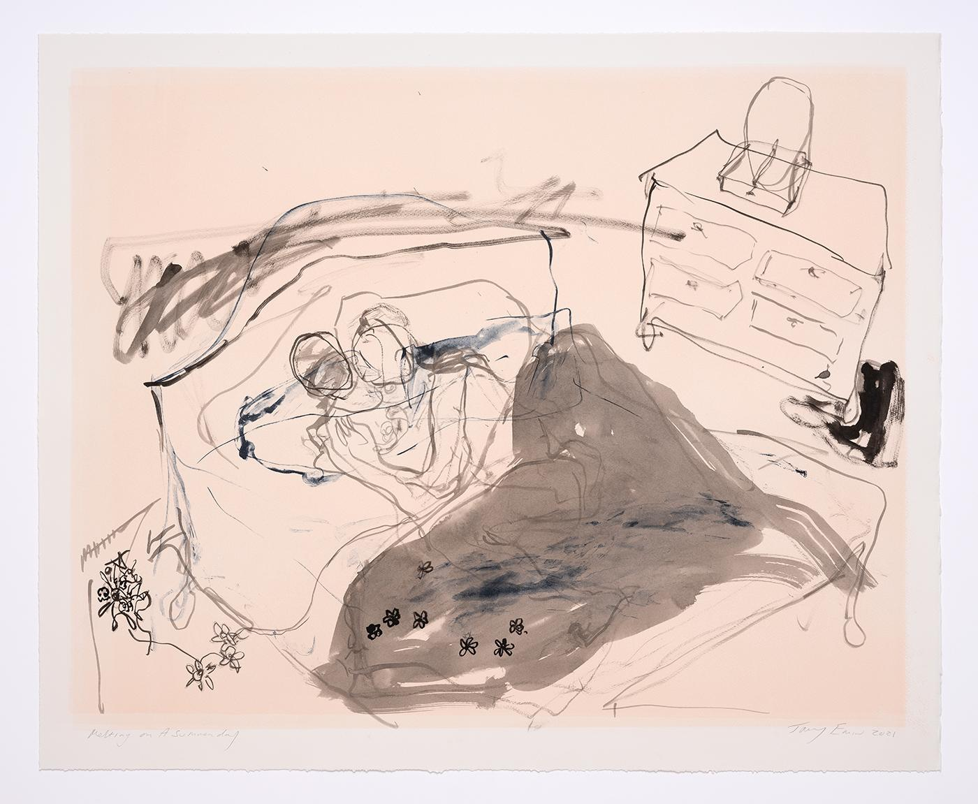 Tracey Emin - New Series of Unique Prints