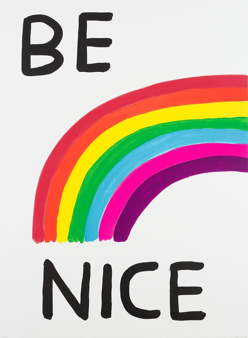 Be Nice (2017)  Sold Out